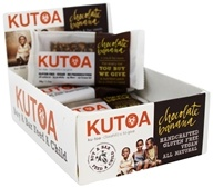 Kutoa - Gluten Free Bar Chocolate Banana - 1.7 oz.