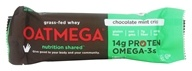 Boundless Nutrition - Oatmega Bar Dark Chocolate Mint - 1.8 oz.