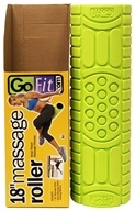 GoFit - Massage Roller Green - 18 in.