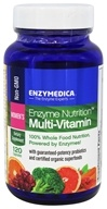 Enzymedica - Enzyme Nutrition Multi-Vitamin for Women - 120 Capsules