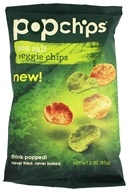 Popchip - Veggie Chips Sea Salt - 3 oz.