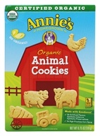 Organic Bernie's Farms Animal Cookies