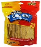 Chicken In The Middle Rawhide Chew Chip Mix