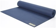 Jade Yoga - Harmony Professional Yoga Mat Midnight Blue - 68 in.