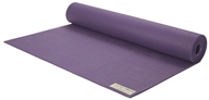Jade Yoga - Harmony Professional Yoga Mat Purple - 68 in.