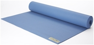 Jade Yoga - Harmony Professional Yoga Mat Slate Blue - 68 in.
