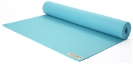 Jade Yoga - Harmony Professional Yoga Mat Teal - 68 in.