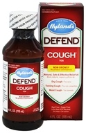 Defend Cough Non-Drowsy