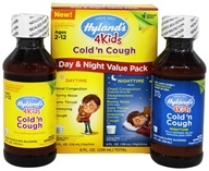 Hylands - 4 Kids Cold'n Cough Day & Night Value Pack - 8 oz.