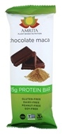 Amrita - Plant-Based Nutrition Endurance Bar Chocolate Maca - 1.8 oz.