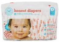 The Honest Company - Honest Diapers - Size 3 Giraffes - 34 Diaper(s)