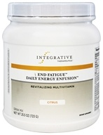 End Fatigue Daily Energy Enfusion