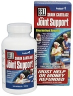 #1 Shark Cartilage for Joint Support