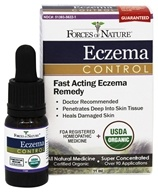 Forces of Nature - Eczema Control - 11 ml.