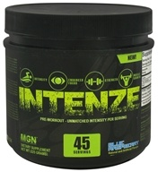 Intenze Pre-Workout