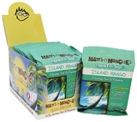 Matt's Munchies - Premium Fruit Snack Island Mango - 1 oz.