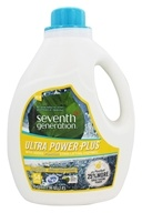 Natural Laundry Detergent Ultra Power Plus 54 Loads
