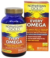Norwegian Gold Every Omega