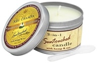 3-in-1 Suntouched Candle Massage Oil Moisturizer