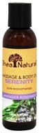 Massage & Body Oil Serenity