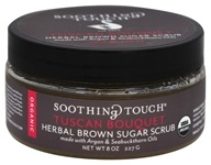 Organic Herbal Brown Sugar Scrub Rest & Relax