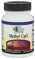 Ortho Molecular Products - Methyl CpG - 60 Capsules