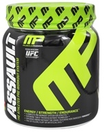 Muscle Pharm - Assault Athletes Pre-Workout System Candy Apple - 0.96 lbs.