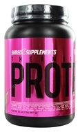 Shredz Supplements - Thermogenic Protein Made for Women Chocolate - 32 oz.