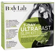 BodyLab - 7-Day Ultra Fast Slim Kit