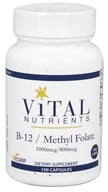 Vitamin B-12 / Methyl Folate