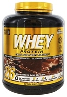 Whey Protein Quad Delivery Matrix