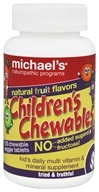 Children's Chewables Daily Multi Vitamin