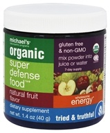 Organic Super Defense Food