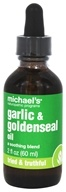 Garlic & Goldenseal Oil