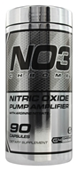 NO3 Chrome Nitric Oxide Pump Amplifier