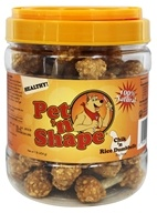 100% Natural Chik 'N Rice Dumbbells Dog Treats