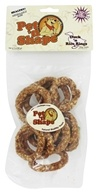 100% Natural Duck 'N Rice Rings Dog Treats