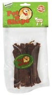 100% Natural Lamb Strips Dog Treats