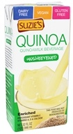 Suzie's - Quinoa Milk Beverage Unsweetened - 32 oz.
