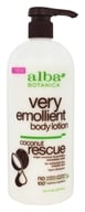 Very Emollient Body Lotion
