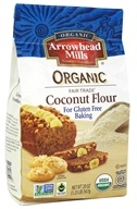 Organic Fair Trade Coconut Flour