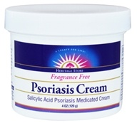 Psoriasis Cream Fragrance Free