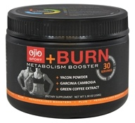 Ojio Sport - +BURN Metabolism Booster 30 Servings - 5.3 oz.