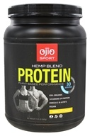 Ojio Sport - Hemp Blend Protein Plant Based Performance Vanilla 30 Servings - 1.85 lbs.
