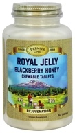 Royal Jelly Blackberry Honey