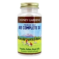 Bee Complete 3X Propolis, Bee Pollen, Royal Jelly