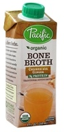 Organic Bone Broth Chicken with Ginger