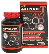 Activate T Black Hardcore Testosterone Booster