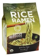 Organic Rice Ramen Bamboo-Infused Noodles 4 Pack