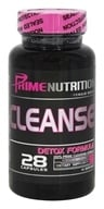 Prime Nutrition - Female Series Cleanse - 28 Capsules LUCKY PRICE